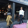 Sooyoung spotted on a date with boyfriend Jung Kyung Ho ...