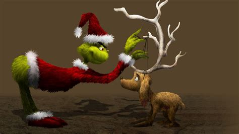 Grinch Wallpaper Wallpapersafari