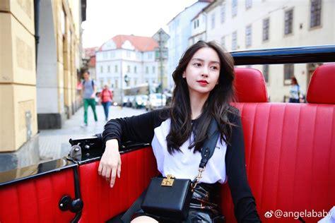 rising female brand ambassadors    jing