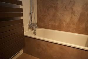 beton cire salle de bain vente de kit de beton cire pour With salle de bains beton cire