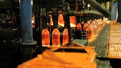 Glass Bottle Recycling Bottles Process Recycled Gifs