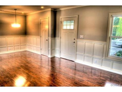 Craftsman Wainscoting For Dining Room...good Height, But