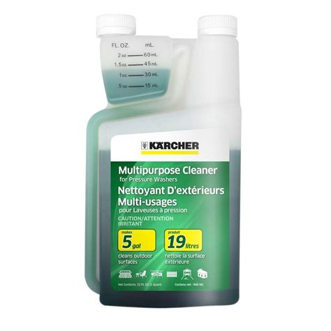 seconds  gallon outdoor cleaner concentrate