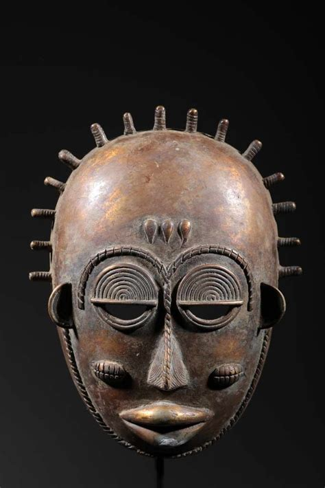 The 25+ Best African Masks Ideas On Pinterest African