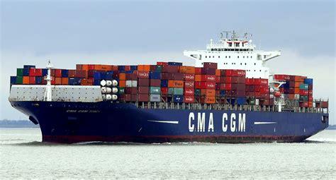 bureau veritas marseille cma cgm tosca 9299783 container ship maritime