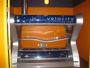 Ets velocity hp1000 for sale for Ets tanning beds
