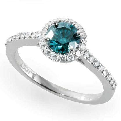 12 non traditional engagement rings even married will swoon brit co