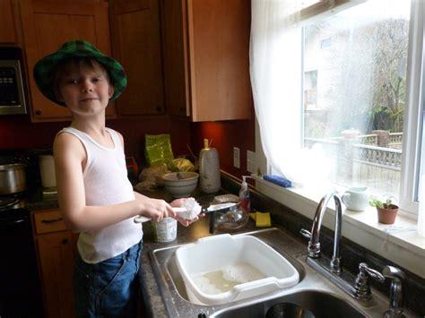 girls   routine housework  boys