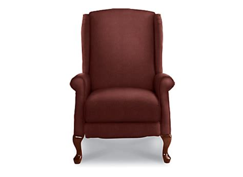 la z boy wingback chair official la z boy website