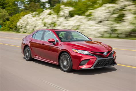 cars toyota 2018 toyota camry what 39 s changed photos 1 of 17
