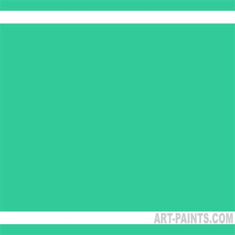 aqua green paint color turquoise green artist acrylic paints 143 turquoise