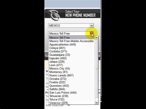 mexico mobile number telephone numbers in mexico