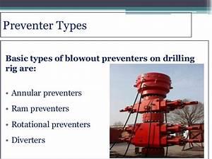 Well Control Equipment