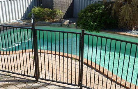 Steel & Aluminium Pool Fencing