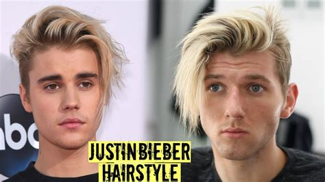 justin bieber hairstyle haircut tutorial 2018 mens