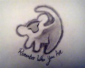 Remember Who You Are by Vitani3 on DeviantArt