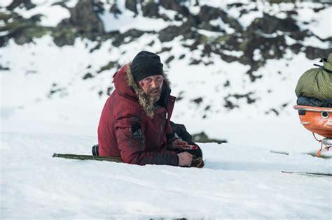 極地 の 雪原