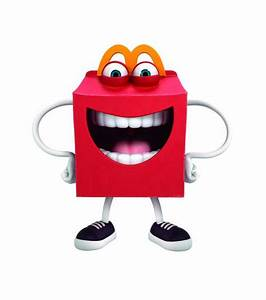 Unappetising Fast Food Mascots
