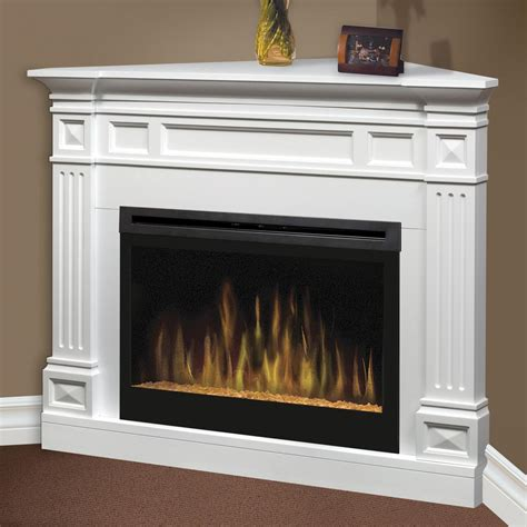 corner fireplace mantels canada mantel decorating ideas dimplex traditional 52 inch corner electric fireplace with
