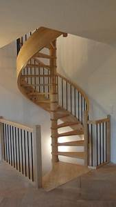 Escalier Sur Mesure Prix : escaliers deparis 77 escaliers en bois sur mesure ile de ~ Edinachiropracticcenter.com Idées de Décoration