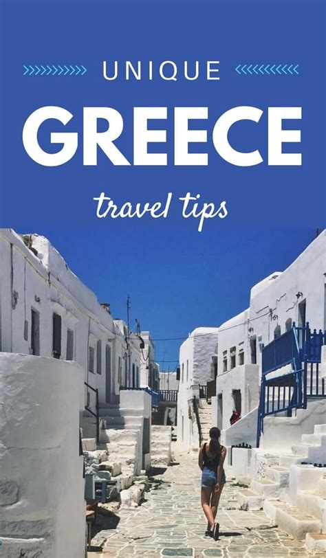 Secret Greece Travel Tips For A Refreshingly Unique