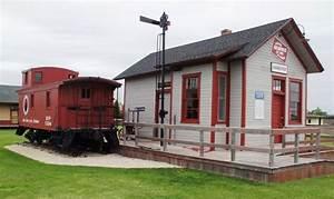Rice County Minnesota Railroad Stations