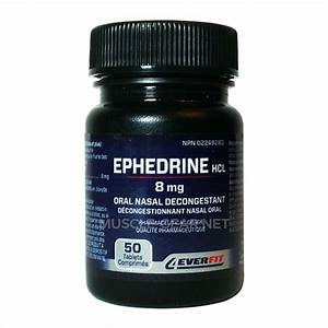 Buy Ephedrine Hcl 30mg