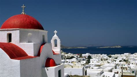 Are There In Greece by Why There Are As Many Chapels And Churches On Mykonos As