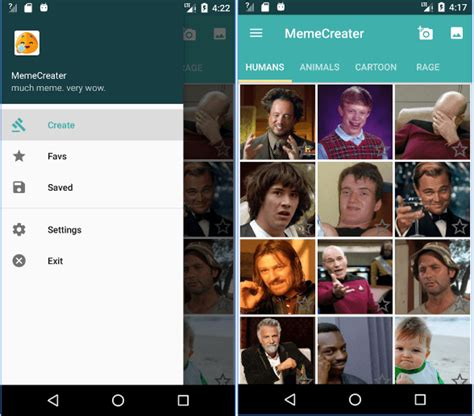 Meme Creator For Android - 11 meme generator apps for android android apps for me download best android apps and more