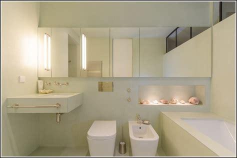 Badezimmer Beleuchtung Ber Spiegel  Badezimmer House