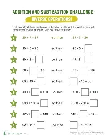 70 addition and subtraction worksheets kittybabylove