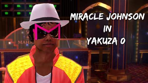 michael jackson references work  yakuza