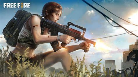 Los jugadores podrán elegir con libertad su punto de partida usando su paracaídas y deberán mantenerse en la. Free Fire el juego del momento / Garena Free Fire the game ...