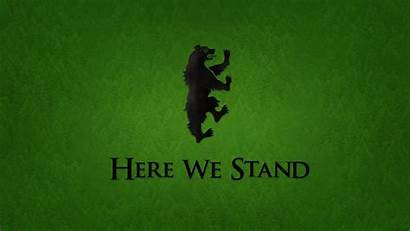 Mormont Thrones Ice Song Wallpapers Fire Sigil