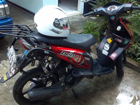 Beat Modif by Modif Honda Beat Jadi Motor Trail Terkeren