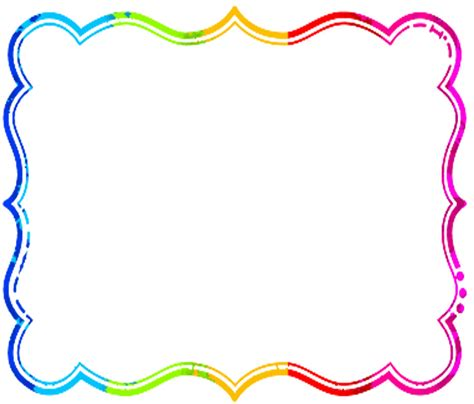 birthday border clipart  clipartioncom