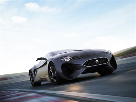 Iconic Etype Provides Inspiration For New Jaguar Concept Car