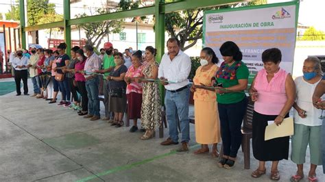 Cortan listón inaugural gobierno municipal por dos obras ...