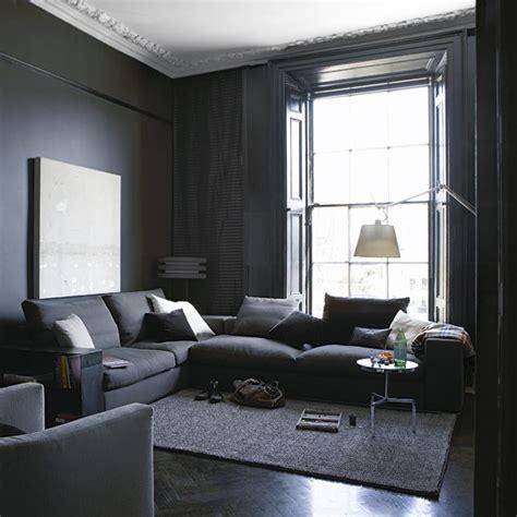 Wohnzimmer Ideen Wand Streichen Grau by Townhouse Living Gray Living Room Paint Ideas Grey