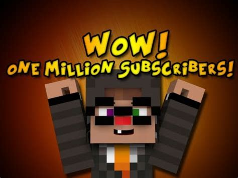 Wow Million Subscribers Youtube