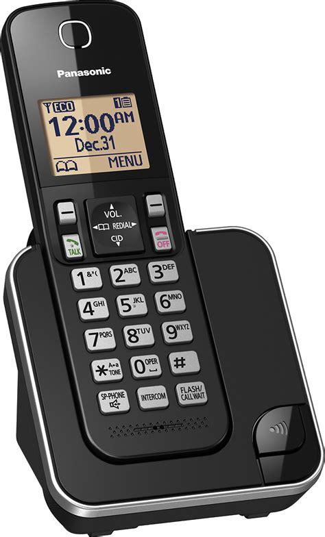 panasonic kx tgcb dect  expandable cordless phone