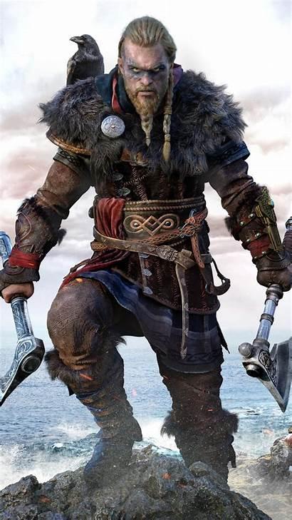 Ragnar Lothbrok Creed Valhalla Wallpapers Assassin Games