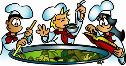 Cooking Clip Clipart Borders Kitchen Meal Foods
