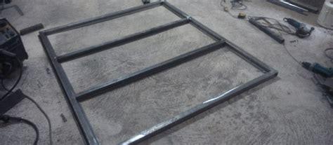 cadre de porte metallique ferronnerie h 233 rault verri 232 re cadre m 233 tallique 224 abeilhan une r 233 alisation de paul ashton