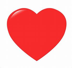 Red Heart Picture - ClipArt Best