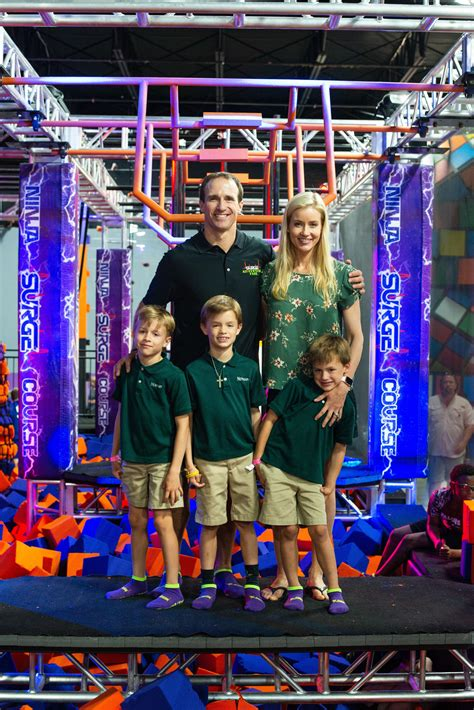 fundraiser  surge backed  drew brees news