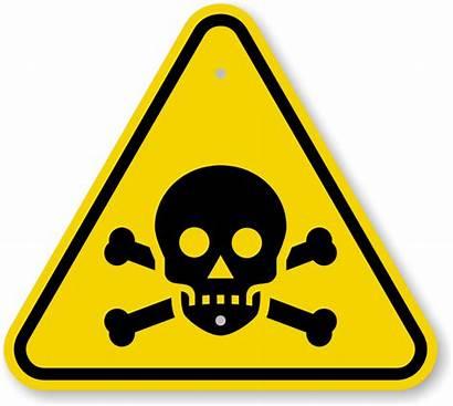 Poison Symbol Warning Sign Toxic Iso 2041