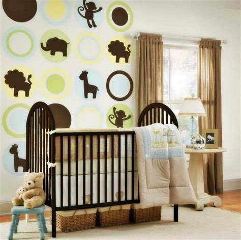 theme chambre b b mixte chambre de bébé mixte 25 photos inspirantes et trucs utiles