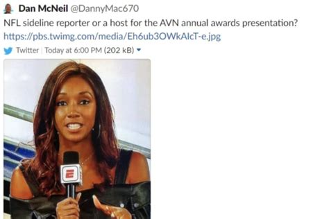 Chicago Radio Host Asks if ESPN's Maria Taylor is Dressed ...