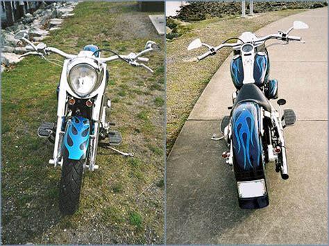 harley davidson flyer 1 inc catalog customer bikes handlebars